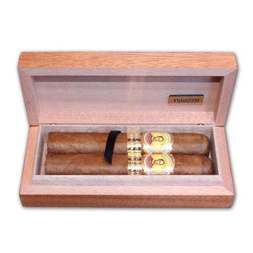 Turmeaus 200th Anniversary Twin Pack – Bolivar Royal Corona
